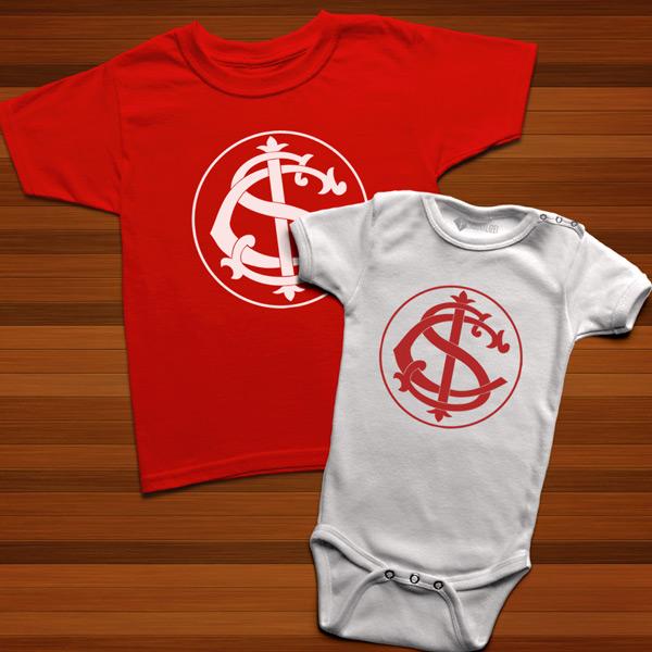 T-shirt/Body Internacional para bebé e criança comprar