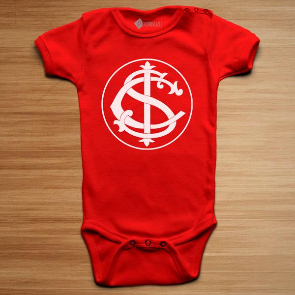 T-shirt/Body Internacional para bebé e criança