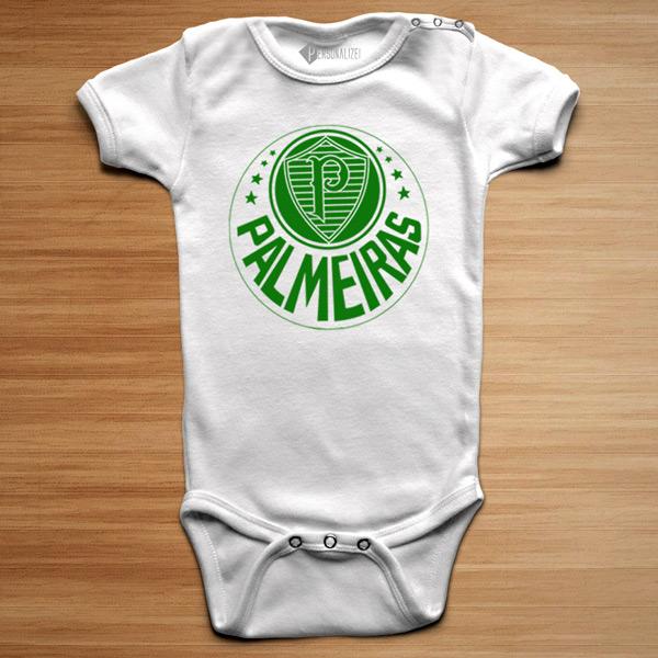 T-shirt/Body Palmeiras para bebé e criança comprar em portugal