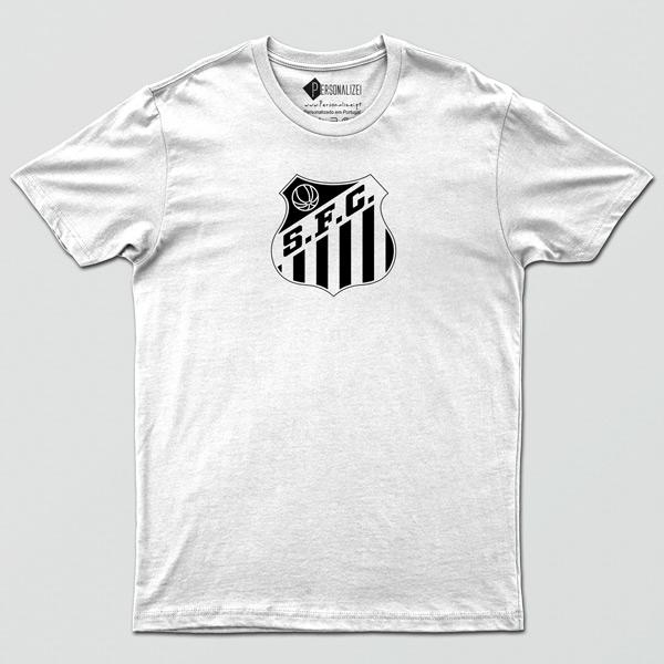 T-shirt/Body Santos FC para bebé, criança e adulto