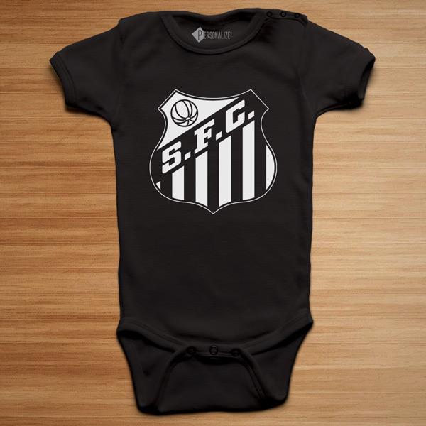 T-shirt/Body Santos FC para bebé e criança comprar