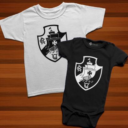 T-shirt/Body Vasco da Gama para bebé e criança comprar em portugal