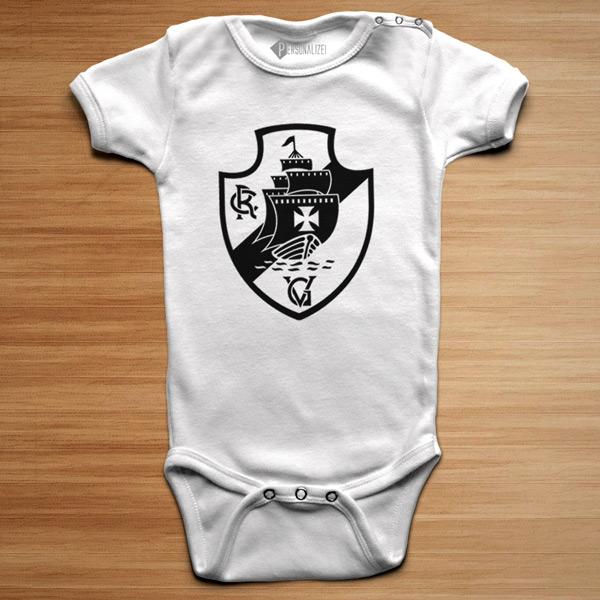 T-shirt/Body Vasco da Gama para bebé e criança
