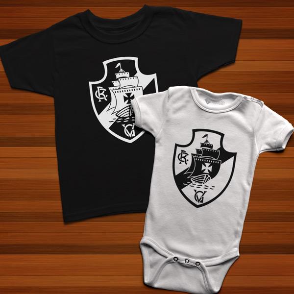 T-shirt/Body Vasco da Gama para bebé e criança comprar