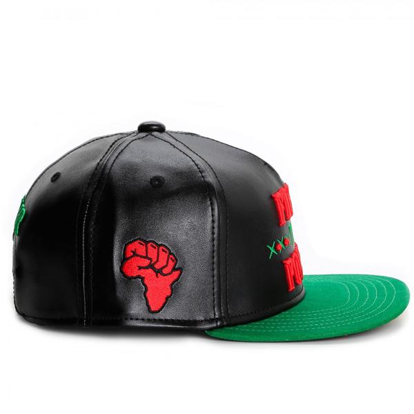 Boné Cayler & Sons Fight Back chapéu pala reta snapback Fight the Power