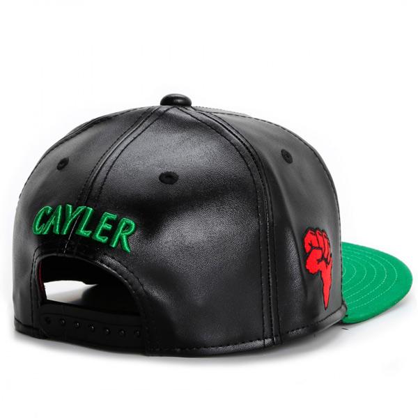 Boné Cayler & Sons Fight Back chapéu preto