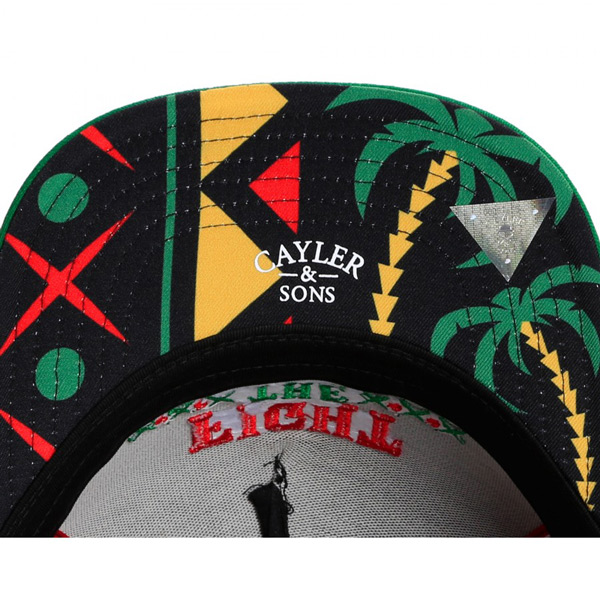 Boné Cayler & Sons Fight Back chapéu pala reta snapback comprar em Portugal