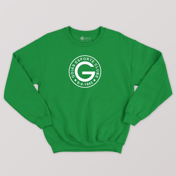 Sweatshirt do Goiás EC sem capuz Unisex comprar em Portugal