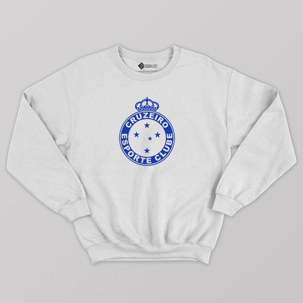 Sweatshirt do Cruzeiro Moletom sem capuz Unisex raposa em Portugal