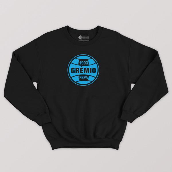 Sweatshirt do Grêmio sem capuz Unisex comprar em Portugal