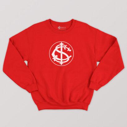 Sweatshirt do Internacional Moletom sem capuz Unisex comprar